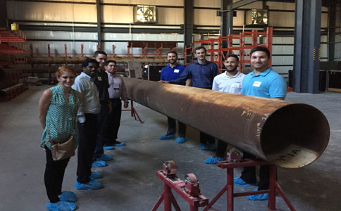 PRCI Hosts Young Pipeline Professionals USA at TDC