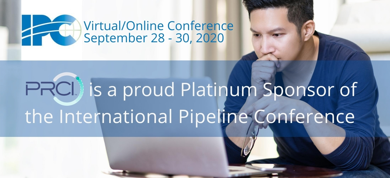 PRCI Sponsors the 2020 International Pipeline Conference