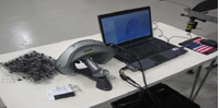 Field Testing and Verification of Existing Tool Capabilities for Mechanical Damage Detection and Characterization